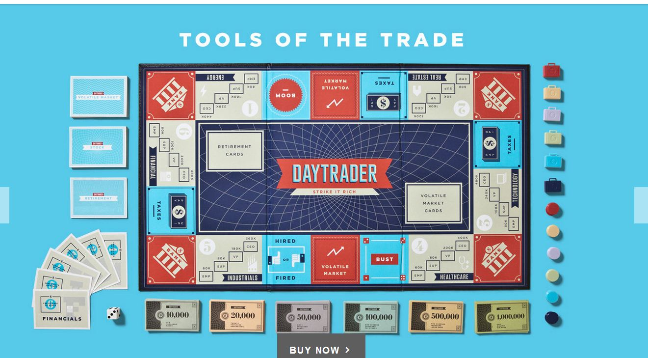 Daytrader the game