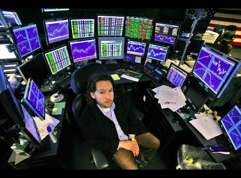 You don't need to be this guy to be a successful trader